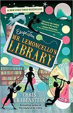 Escape from Mr. Lemoncello's Library book