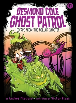 Escape from the Roller Ghoster, Volume 11 book