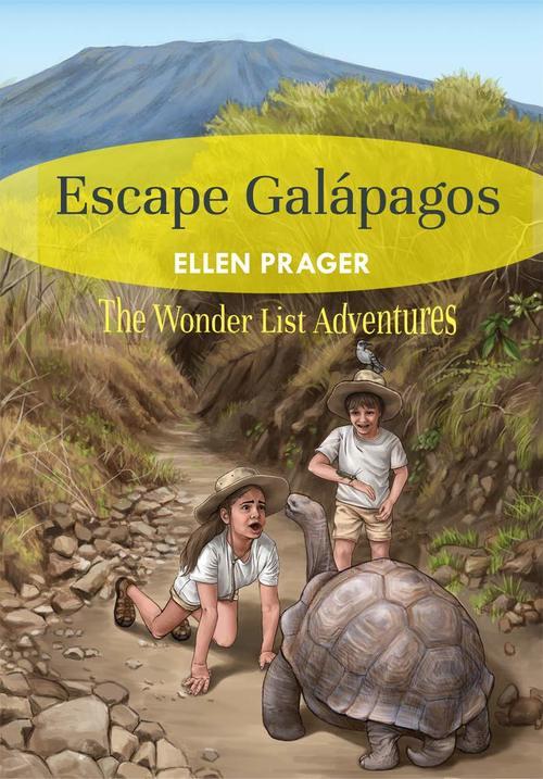 Escape Galapagos book