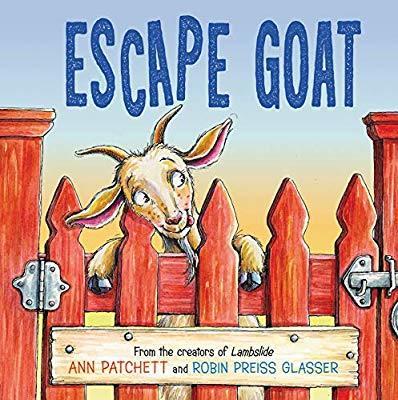Escape Goat book