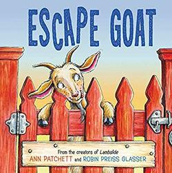 Escape Goat book