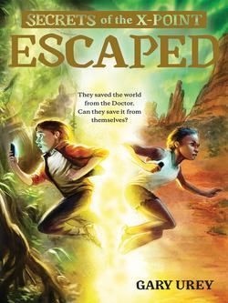 Escaped book