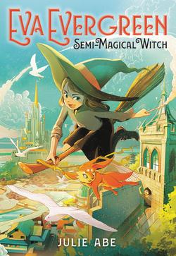 Eva Evergreen, Semi-Magical Witch book