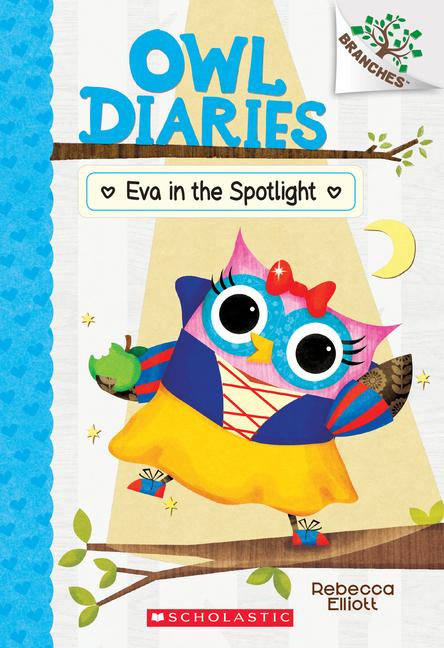 Eva in the Spotlight book