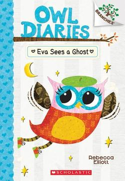 Eva Sees a Ghost book