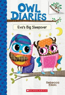 Eva's Big Sleepover book