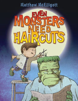 Even Monsters Need Haircuts book