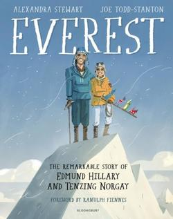 Everest: The Remarkable Story of Edmund Hillary and Tenzing Norgay book