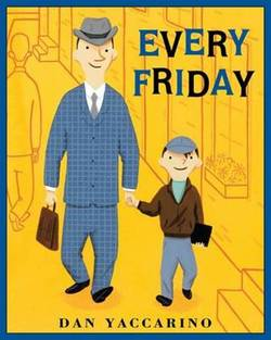 Every Friday book
