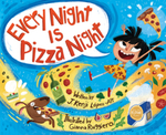 Every Night Is Pizza Night book