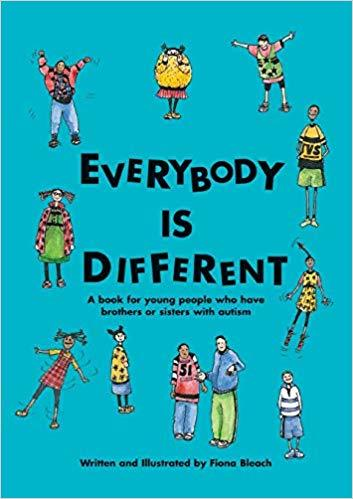 Everybody is Different book