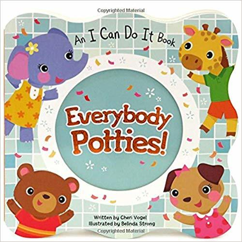 Everybody Potties book