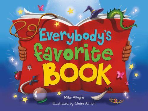 Everybody's Favorite Book book