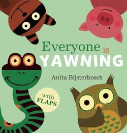 Everyone Is Yawning book