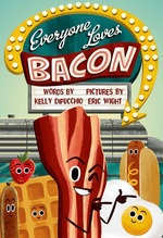Everyone Loves Bacon book