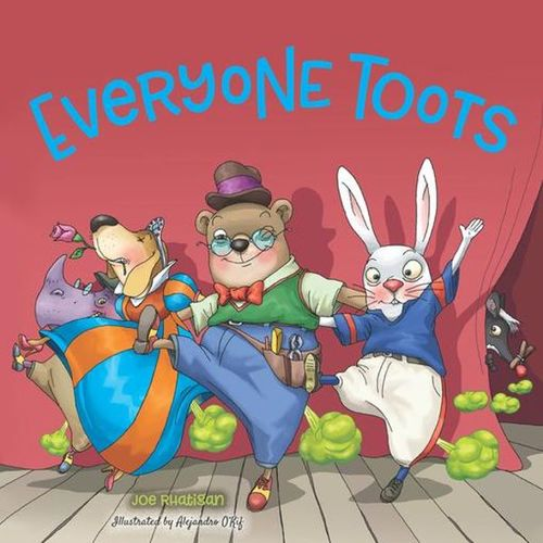 Everyone Toots book