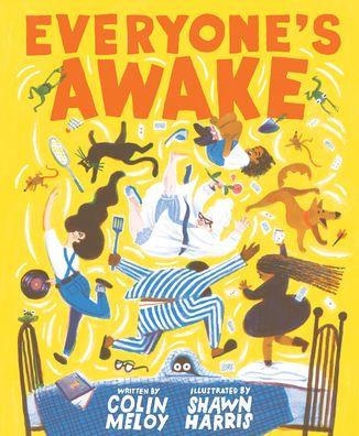 Everyone's Awake book