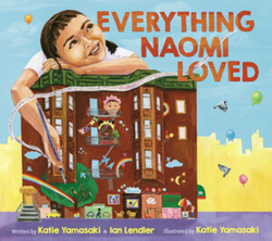 Everything Naomi Loved book