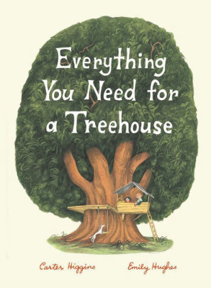 Everything You Need for a Treehouse book
