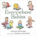 Everywhere Babies book
