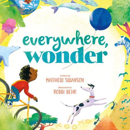 Everywhere, Wonder book