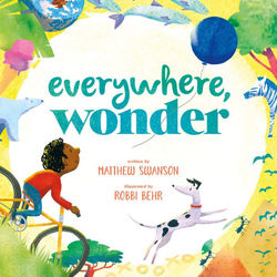 Everywhere, Wonder book