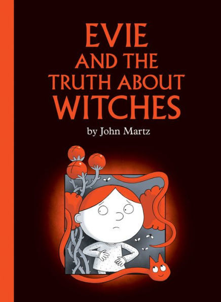 Evie and the Truth about Witches book