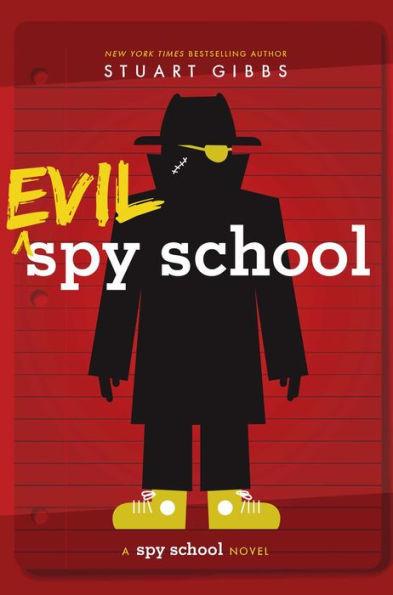 Evil Spy School book