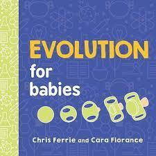 Evolution for Babies book