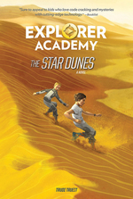 Explorer Academy: The Star Dunes (Book 4) book