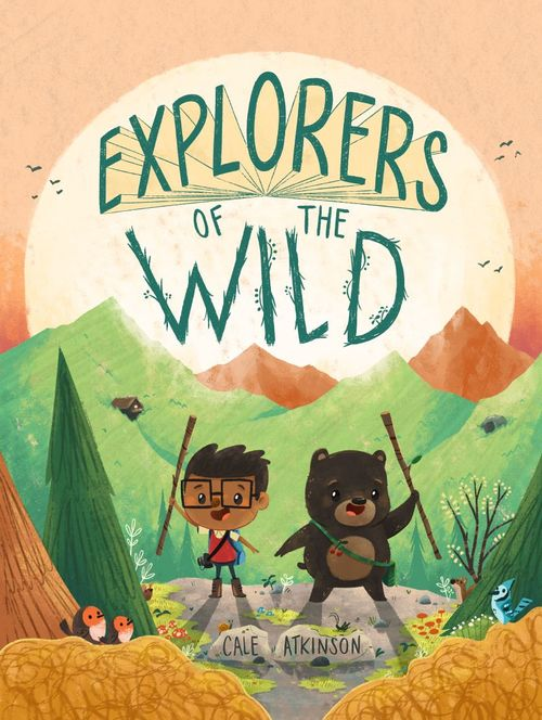 Explorers of the Wild book