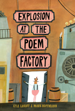 Explosion at the Poem Factory book