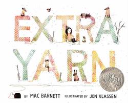 Extra Yarn book