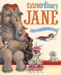 Extraordinary Jane book