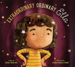 Extraordinary Ordinary Ella book