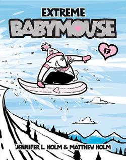 Extreme Babymouse book