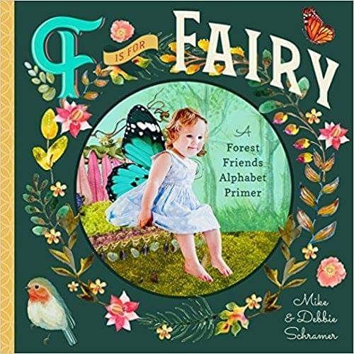 F Is for Fairy book