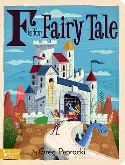 F Is for Fairy Tale book