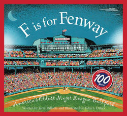 F Is for Fenway Park book