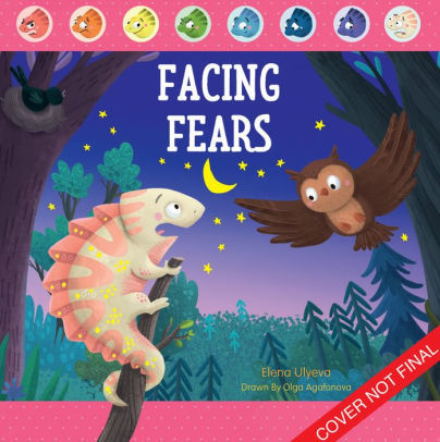 Facing Fears book