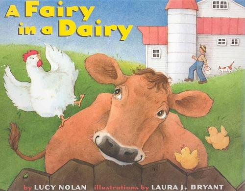 Fairy in a Dairy book