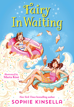 Fairy in Waiting book