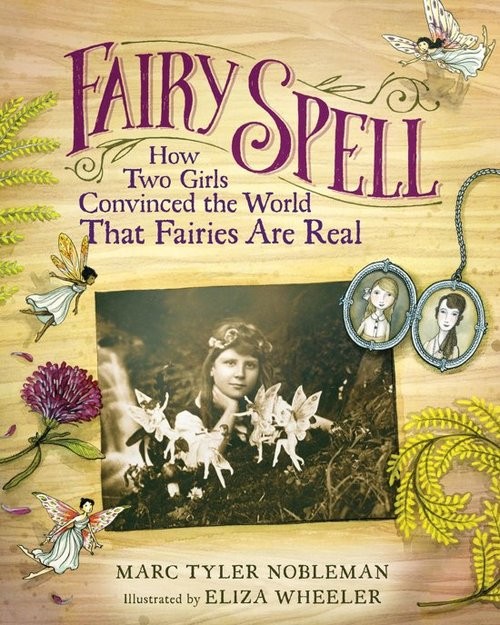 Fairy Spell book