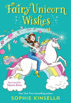 Fairy Unicorn Wishes book