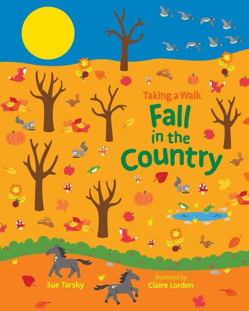 Fall in the Country book