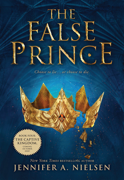 False Prince (the Ascendance Trilogy, Book 1) book