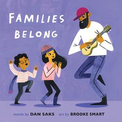 Families Belong book