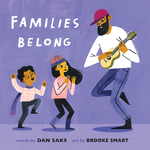 Families Belong book