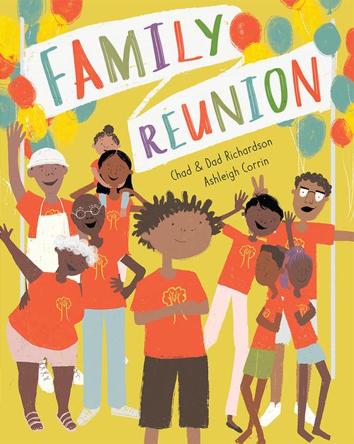 Family Reunion book