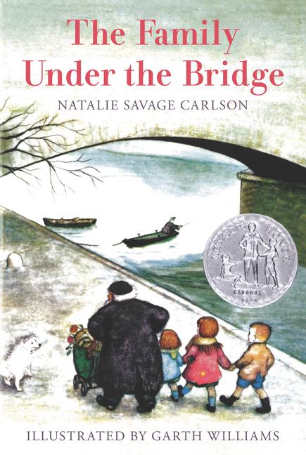 Family Under the Bridge book